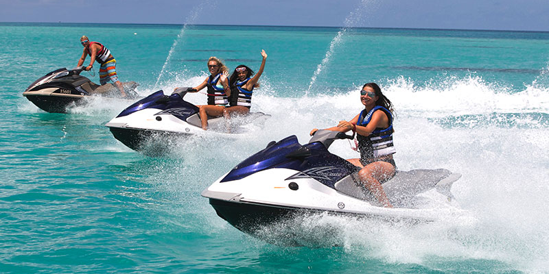 Home KS Watersports - Bermuda tours