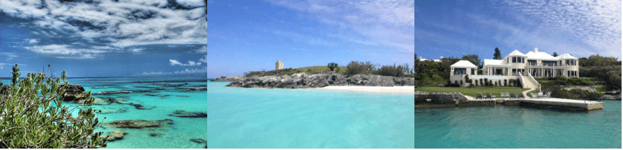 Gorgeous reefs, amazing pink sand beaches and beautiful million dollar homes in the East End