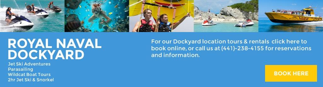 Royal Naval Dockyard Booking