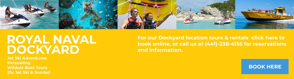 Royal Naval Dockyard Booking
