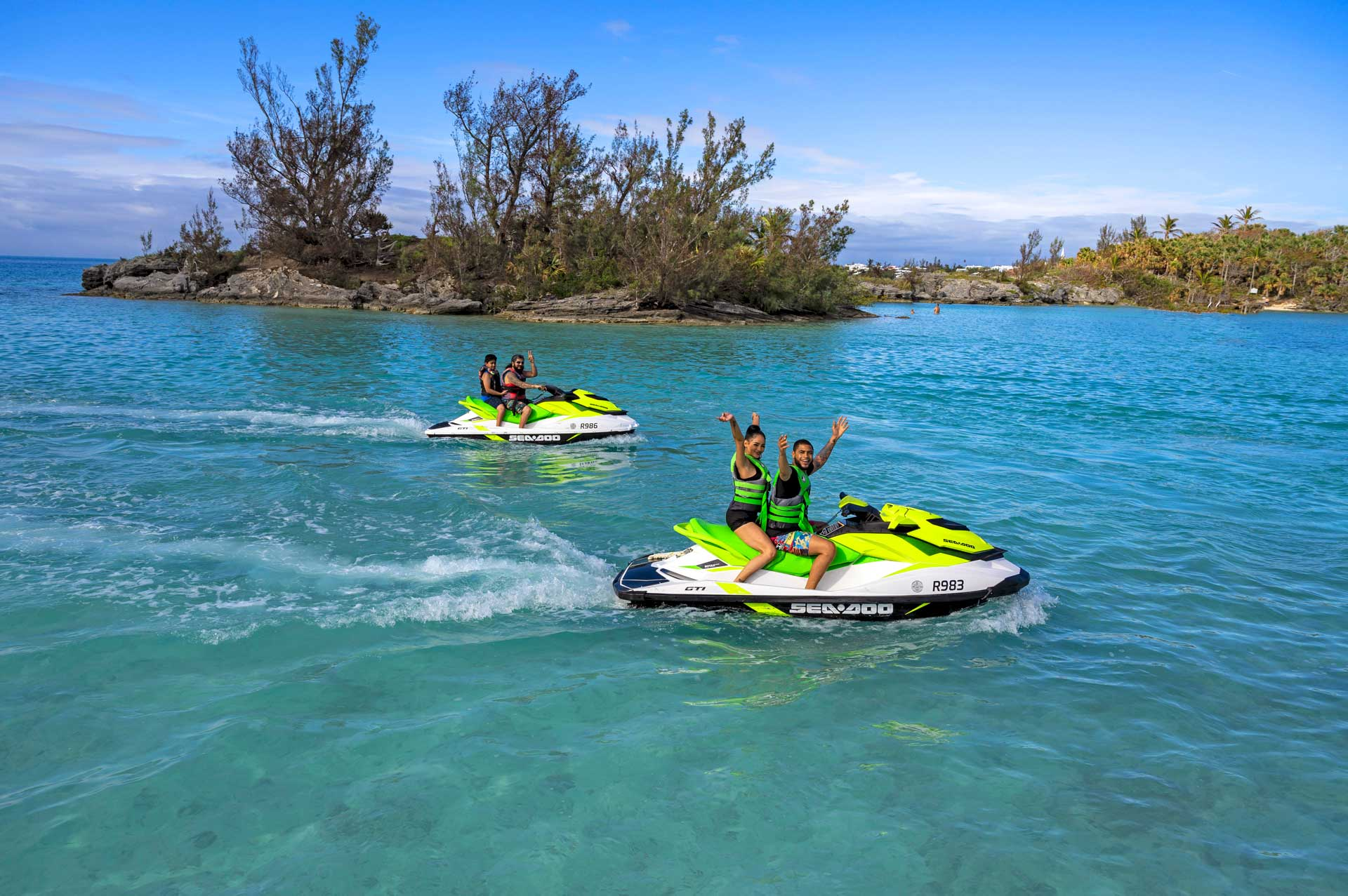 two-couples-on-a-jet-ski-tour-in-bermuda